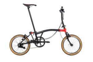 Brompton Special Edition CHPT3 2019 - 6 speed