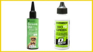 Green Bicycle Oil