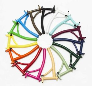 Pilihan Warna frame sepeda lipat Brompton