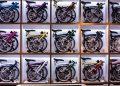 Pilihan Warna sepeda lipat Brompton