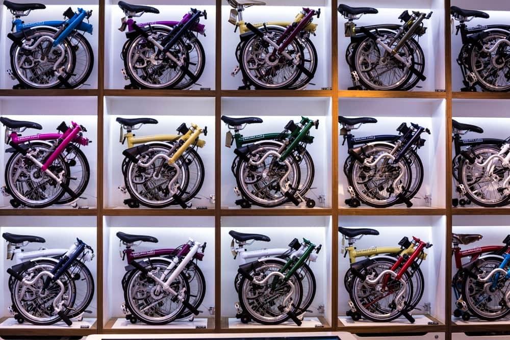 Jangan salah memilih sepeda lipat Brompton Sepeda.Me