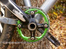 Single Oval Chainring Sepeda Gunung