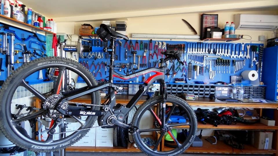 Bengkel sepeda terpercaya
