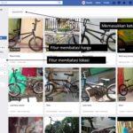 Fitur mencari barang bekas di facebook marketplace