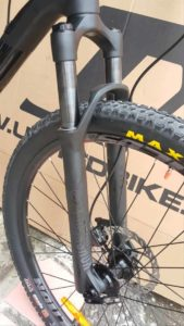 Kyross 2.00 ROCKSHOX Recon RL Solo Air Travel 100mm