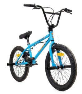 Sepeda BMX Tabitho FRENZY 2.0 BLUE 20 inch