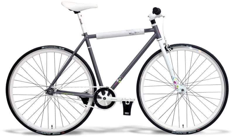 Belajar sepeda fixie - Sepeda.Me