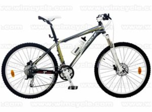 Sepeda Gunung Wimcycle 26 Hotrod 31 2012