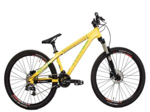 Sepeda gunung hardtail Thrill Wreak 1.0 26""