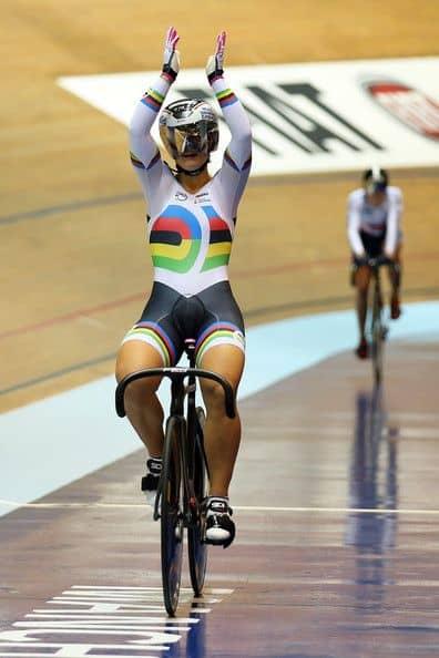 Pembalap sepeda sprinter