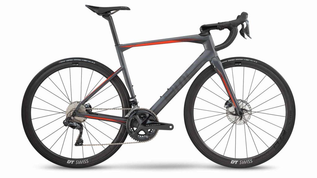 Sepeda balap Enduro BMC Roadmachine 01- Three