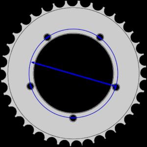 BCD (Bolt Circle Diameter)
