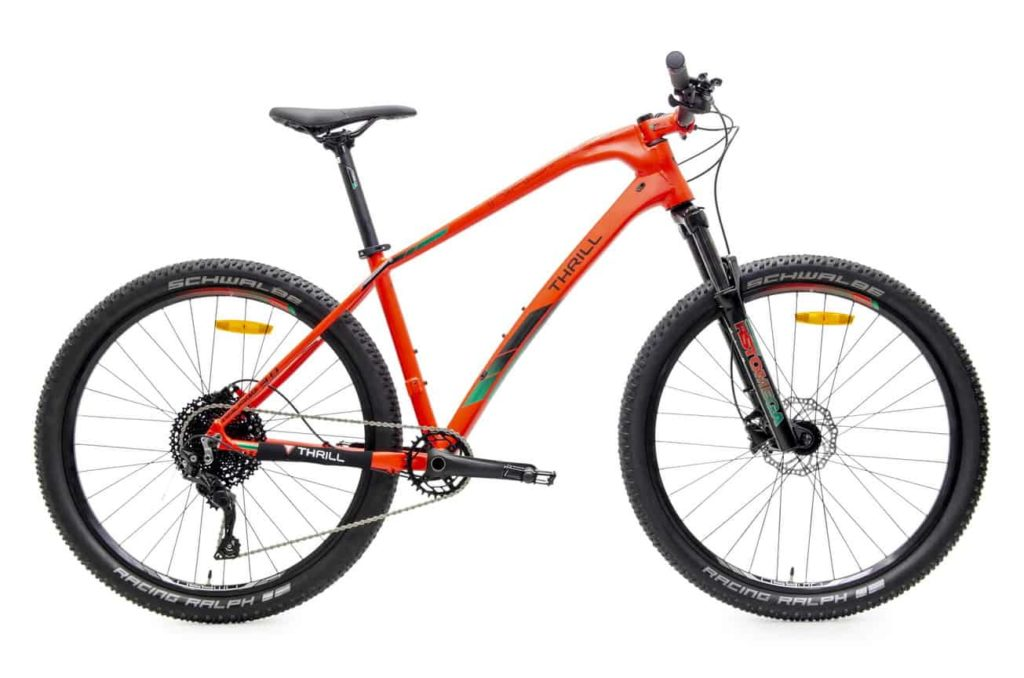 Sepeda Gunung Thrill 27.5 Ravage AL 3.0