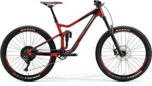 Sepeda gunung Freeride Merida One-Sixty 5000 2019