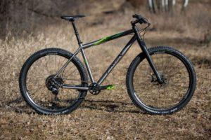 Sepeda gunung Rigid Engin 29er
