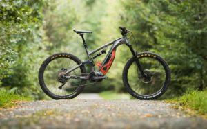 Sepeda gunung listrik e-MTB Thok Mig-R 2019