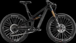 Sepeda gunung perempuan Canyon Spectral WMN CF 9.0 SL