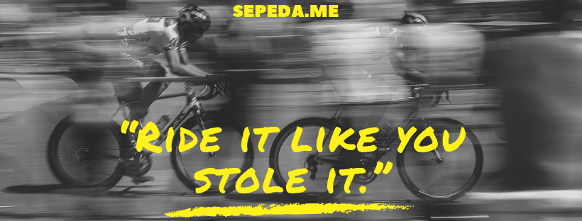 Sepeda.me Ride it like you stole it