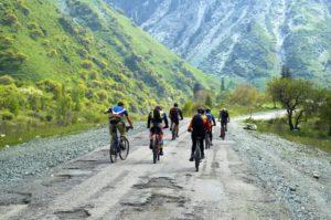Vitosha Mountain - Lihat Jalan di depan