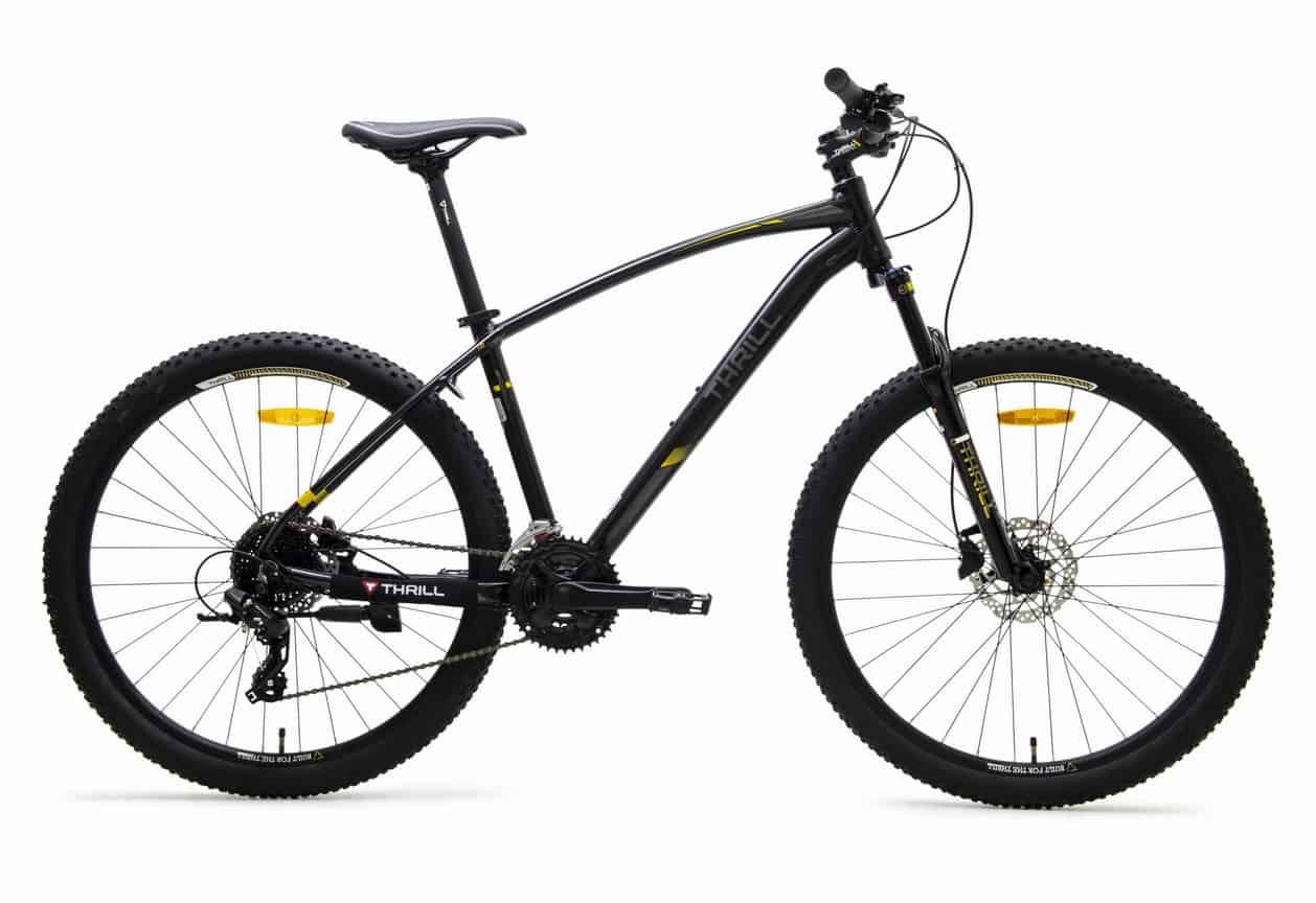 Spesifikasi dan Harga Thrill CLEAVE 1.0 - Sepeda.Me