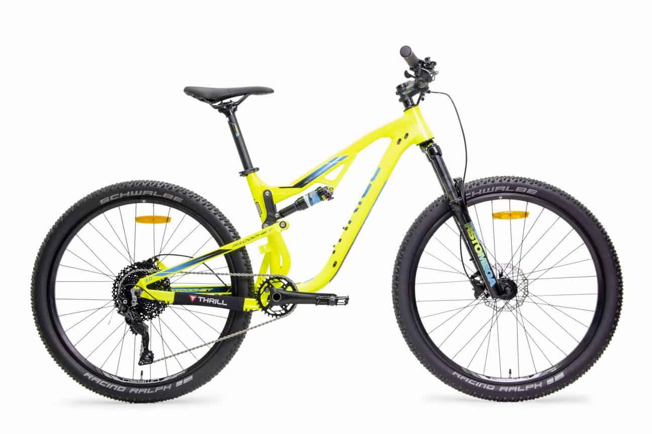 Spesifikasi dan Harga Thrill RICOCHET T120 AL 3.0 - Sepeda.Me