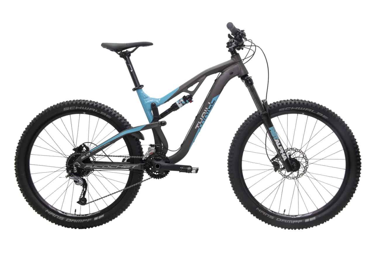 Spesifikasi dan Harga Thrill RICOCHET T140 AL 5.0 Sepeda.Me