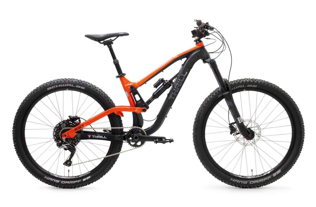 Spesifikasi dan Harga Thrill RICOCHET T160 2.0 - Sepeda.Me