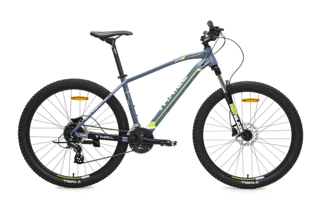 Spesifikasi Dan Harga Thrill Vanquish Al 3 0 Sepeda Me