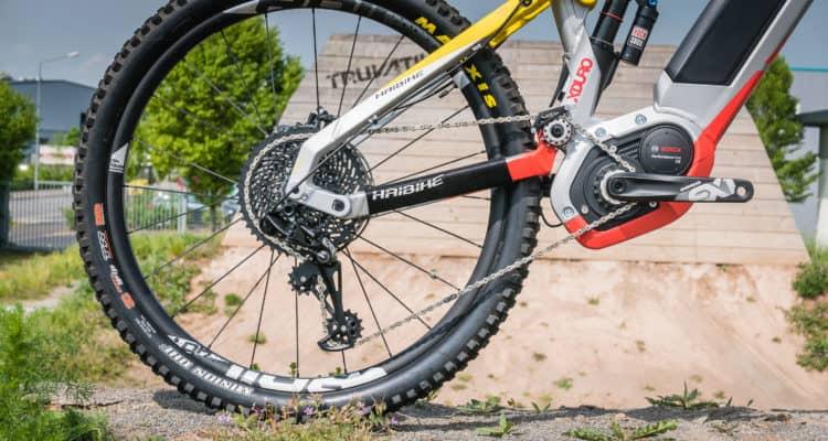 SRAM EX1 untuk sepeda listrik