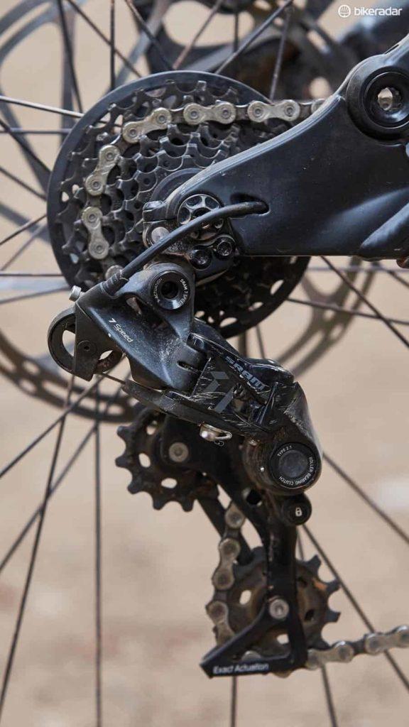 SRAM GX DH 7 speed untuk sepeda DownHill