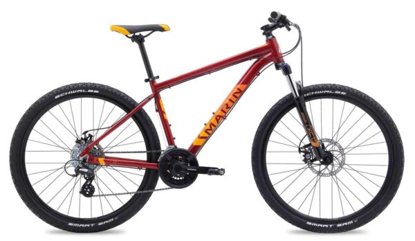 Sepeda Gunung Marin Bolinas Ridge 2