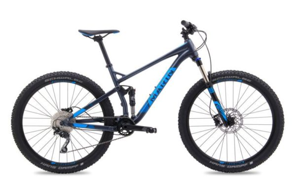 Sepeda Gunung Marin Hawk Hill