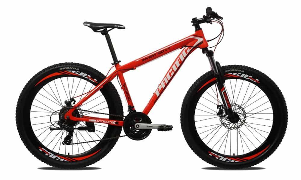 Spesifikasi dan Harga Pacific Invert 100 Vt 27.5″ Sepeda.Me
