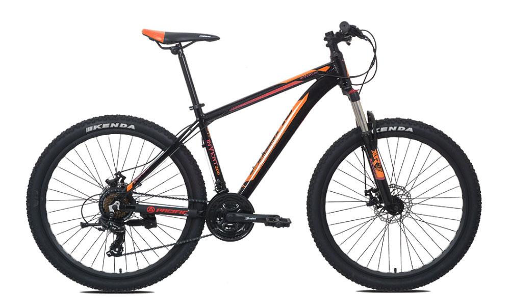 Spesifikasi Dan Harga Pacific Invert 200 26 Sepeda Me