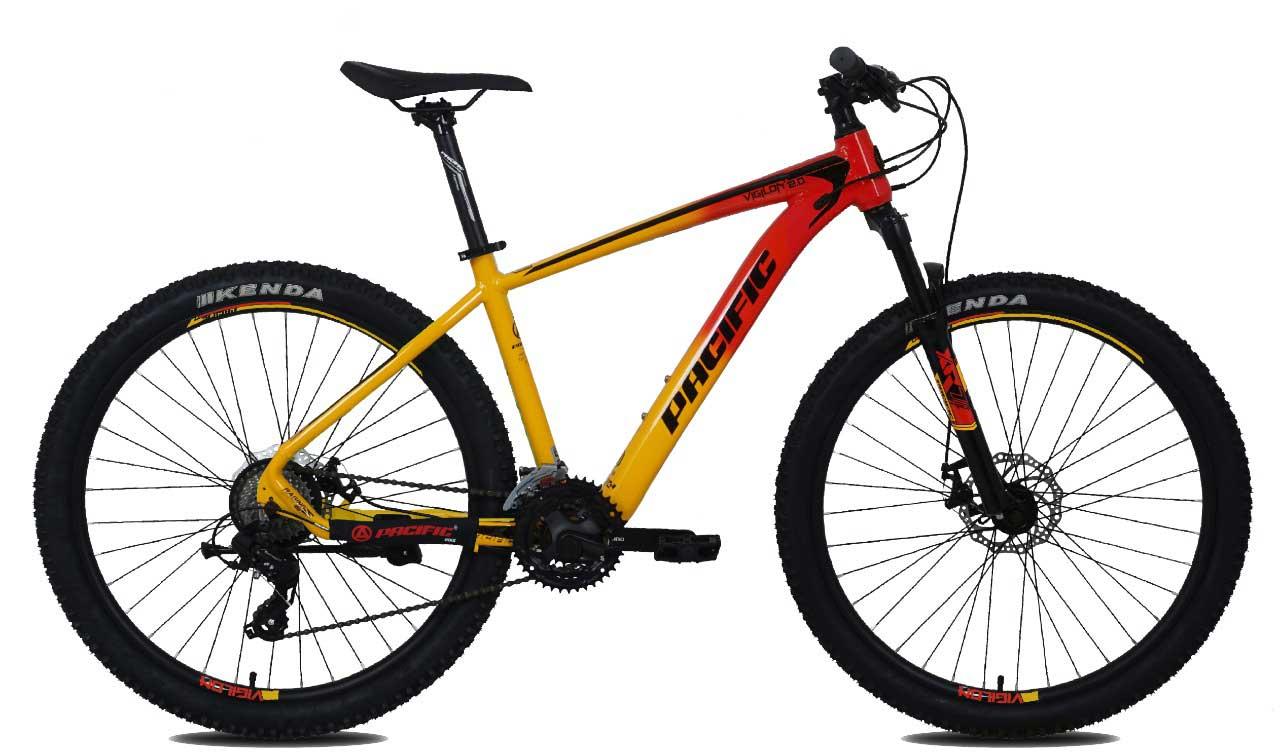 Spesifikasi dan Harga Pacific Vigilon 2.0 27.5″ Sepeda.Me