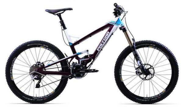 Sepeda Gunung Polygon Collosus AX3