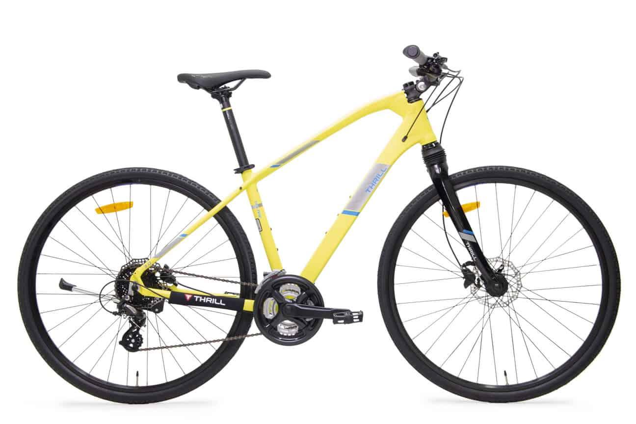 Spesifikasi dan Harga Thrill Volare 3.0 - Sepeda.Me