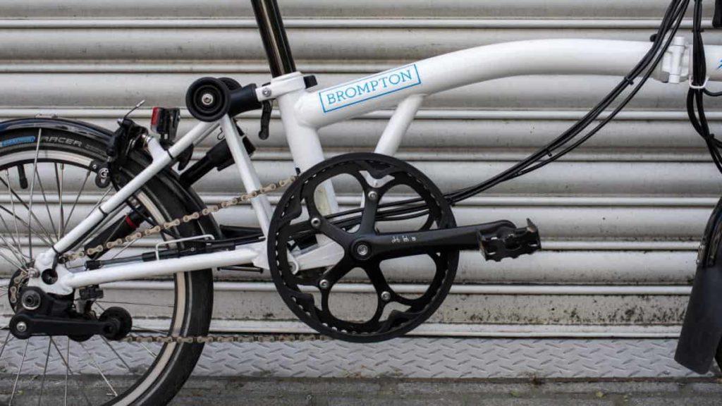 Bottom bracket sensor sepeda lipat listrik Brompton