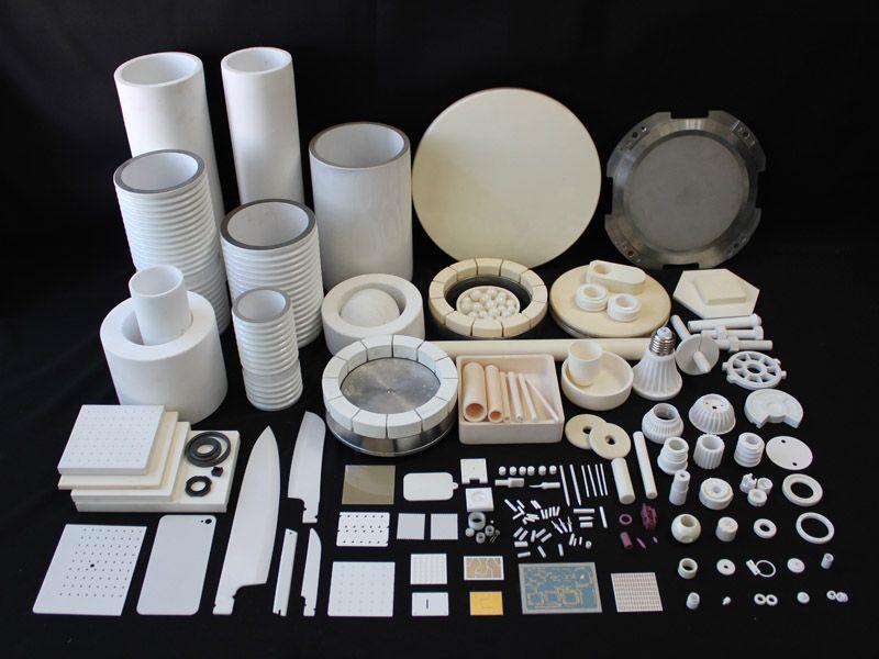 Contoh pemakian keramik