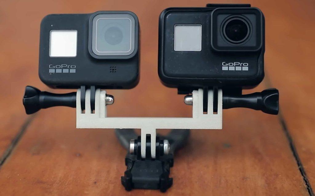 GoPro Hero 8 Black vs Hero 7 Black