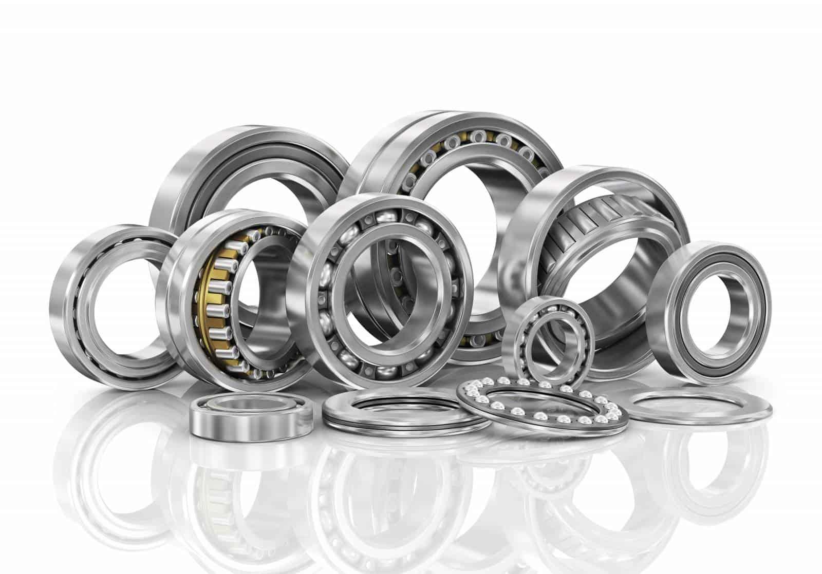 Jenis bearing