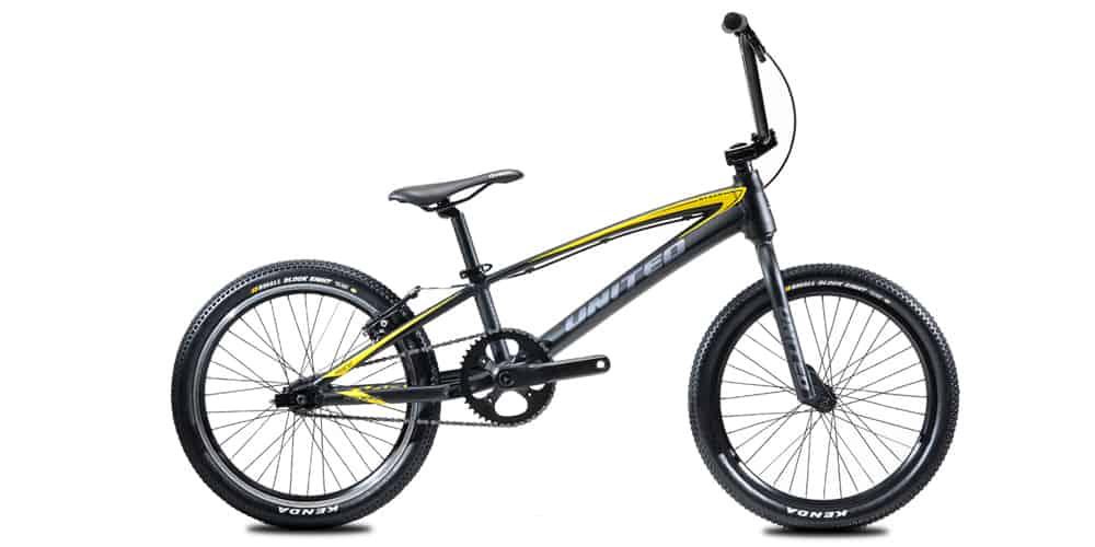 Spesifikasi dan Harga United Ryker Pro (9) - Sepeda.Me
