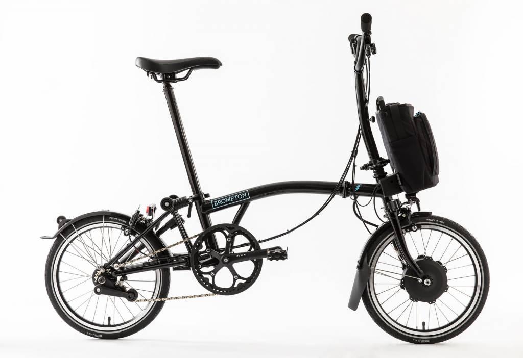 Sepeda Lipat Listrik Brompton Sepeda.Me