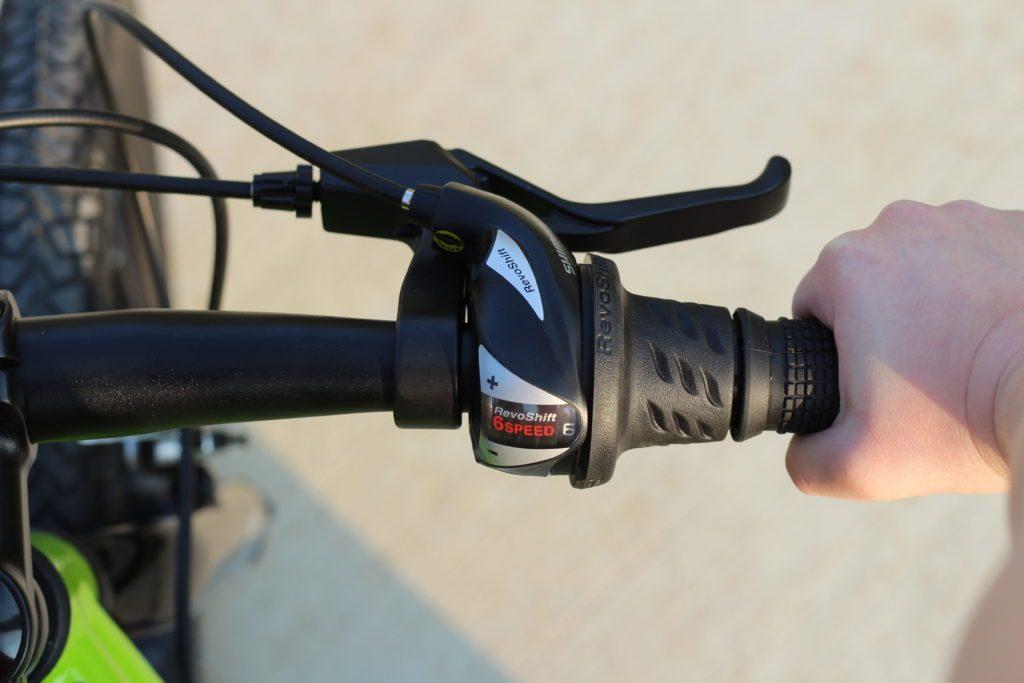 Shifter grip