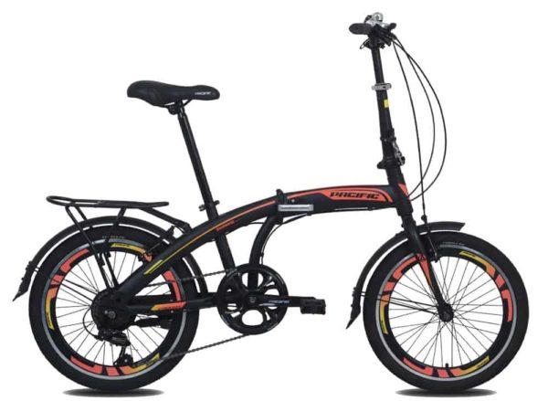 Sepeda Lipat Pacific 2980 RX 2.0 VT
