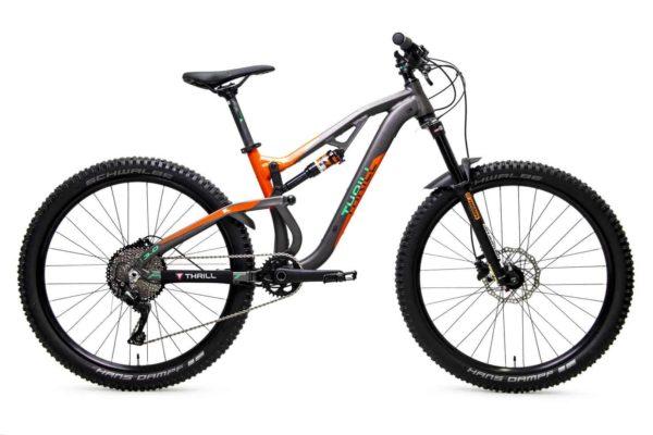Sepeda Gunung Thrill 27.5 RICOCHET T140 AL 3.0