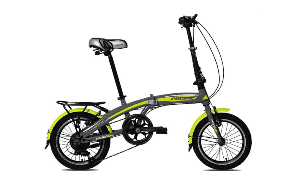Spesifikasi Dan Harga Pacific 2980 Ht 16 Sepeda Me