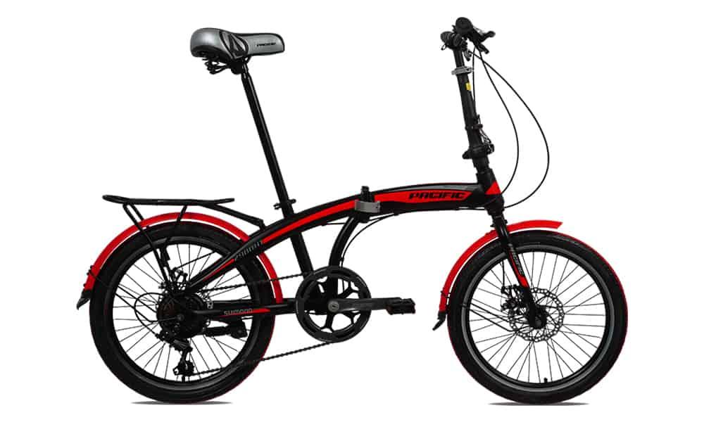 """Spesifikasi dan Harga Pacific 2980 HT DISC 20"""" - Sepeda.Me"""
