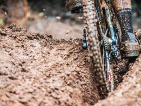Tips bersepeda di lumpur