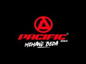 Logo Sepeda Pacific